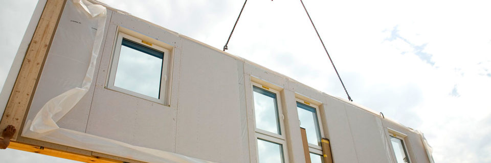 We have more than XX years developing modular construction projects